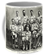 Baseball: Canada, 1874 Coffee Mug by Granger