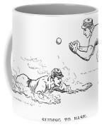 Baseball Players, 1889 Coffee Mug