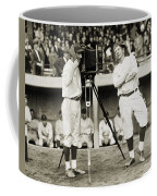 Baseball Players, 1920s Coffee Mug