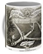 Baseball Polka, 1867 Coffee Mug