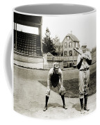 Baseball: Princeton, 1901 Coffee Mug