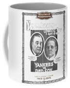 Baseball Program, 1923 Coffee Mug