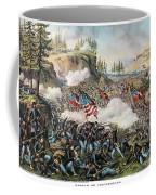 Battle Of Chickamauga 1863 Coffee Mug