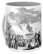 Battle Of Quarisma, 1857 Coffee Mug