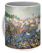 Battle Of Williamsburg Coffee Mug