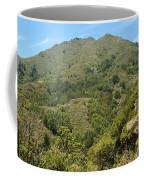 Beautiful Mount Tamalpais Coffee Mug