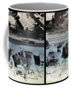 Before And After Hurricane Eloise 1975 Coffee Mug by Science Source
