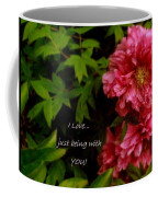 Being With You Coffee Mug