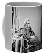 Benjamin Peirce, American Mathematician Coffee Mug