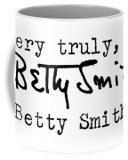Betty Smith (1896-1972) Coffee Mug