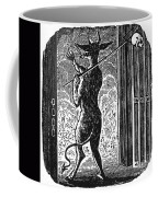 Bewick: Devil Coffee Mug by Granger