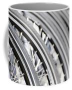 Bicycle Wheels Coffee Mug
