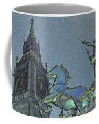 Big Ben And Boadicea  Coffee Mug