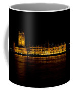 Big Ben And Houses Of Parliament Coffee Mug