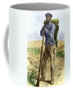 Black Civil War Soldier Coffee Mug