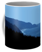 Blue Ocean Vista Coffee Mug