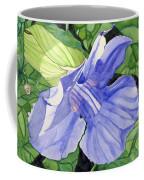 Blue Sky Vine Coffee Mug