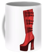 Boot, X-ray Coffee Mug