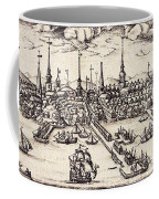 Boston, 1743 Coffee Mug