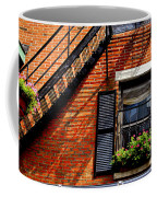 Boston House Fragment Coffee Mug