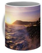 Bray Promenade, Co Wicklow, Ireland Coffee Mug