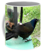 Brewers Black Bird  Coffee Mug