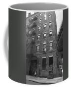 Brooklyn New York - 126 Front Street Coffee Mug
