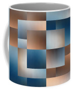 Brushed 10 Coffee Mug