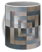 Brushed 27 Coffee Mug