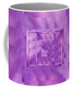 Brushed Purple Violet 11 Coffee Mug