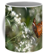 Bubble Fly Coffee Mug by Steven Richardson