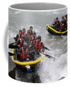 Buds Participate In Rock Portage Coffee Mug