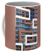 Building Facade Coffee Mug