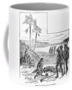 Cabeza De Vaca Coffee Mug