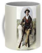 Calamity Jane (c1852-1903) Coffee Mug