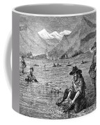 California Gold Rush Coffee Mug by Granger