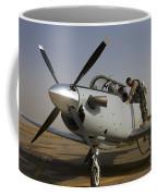 Camp Speicher, Iraq - U.s. Air Force Coffee Mug