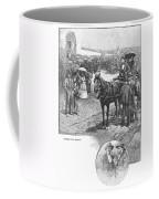 Canada: Church, 1883 Coffee Mug