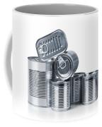 Canned Food Coffee Mug