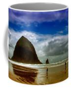 Cannon Beach At Dusk Coffee Mug