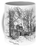 Canterbury Cathedral Coffee Mug