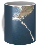 Cape Point, The Dividing Point Coffee Mug