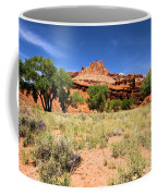 Capitol Reef Castle Coffee Mug