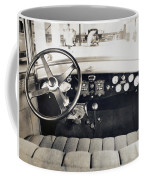 Car Radio, C1940 Coffee Mug