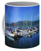 Carlingford Yacht Marina, Co Louth Coffee Mug