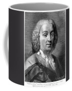 Carlo Goldoni (1707-1793) Coffee Mug