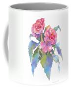 Carmel Begonias Coffee Mug