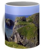 Carrick-a-rede Rope Bridge, Co. Antrim Coffee Mug