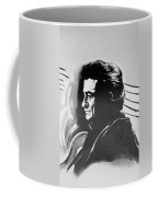 Cash In Black And White Coffee Mug