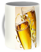 Champagne Glasses Coffee Mug by Elena Elisseeva